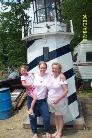 Grandma, Taylor and Mommy