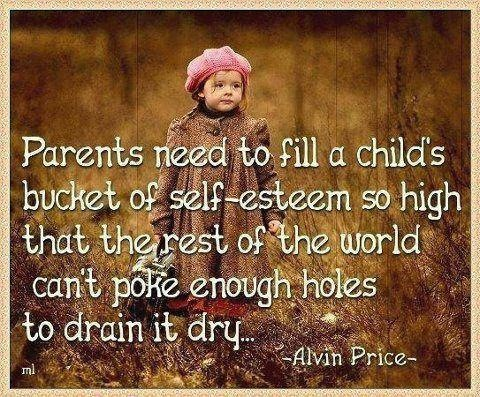 Child's Self-Esteem