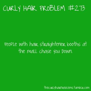 Curly Hair Problem 2