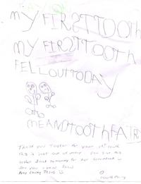 Taylors_first_tooth_fairy_note